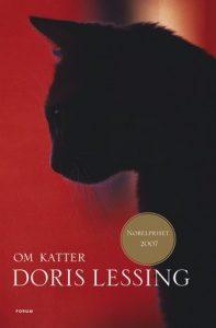 Bokomslag till boken Om katter av Doris Lessing